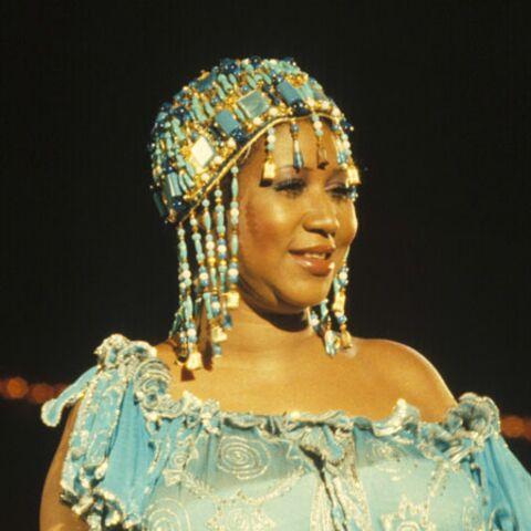Fashion flash-back Aretha Franklin