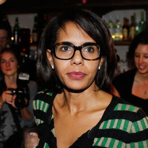 Audrey Pulvar toujours en colère contre Jacques Séguéla