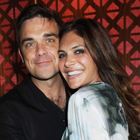 Robbie Williams va être papa
