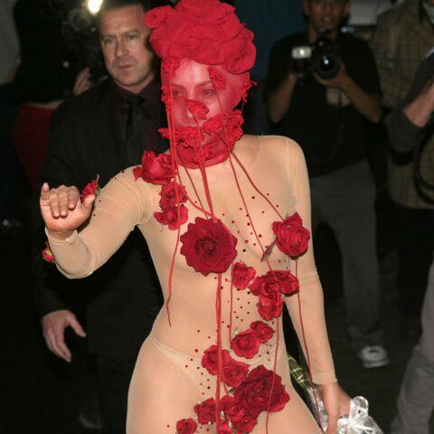 Photos- Lady Gaga, toujours plus choc pour ses 28 ans
