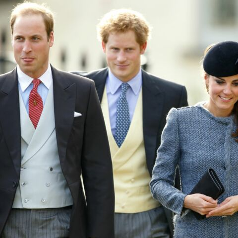 Photos- William et Kate, couple star au mariage d'amis proches