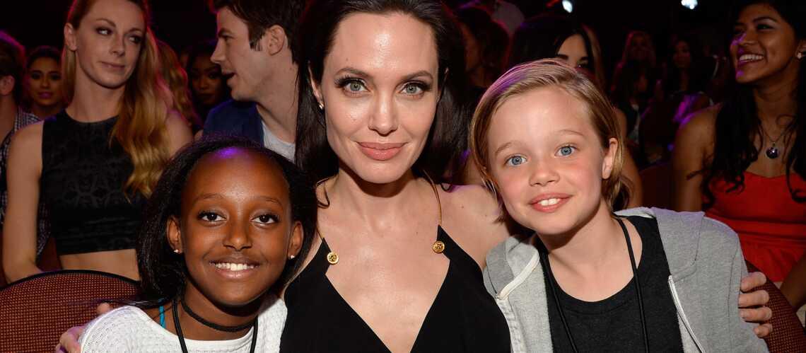 Angelina Jolie, pour l'amour des kids