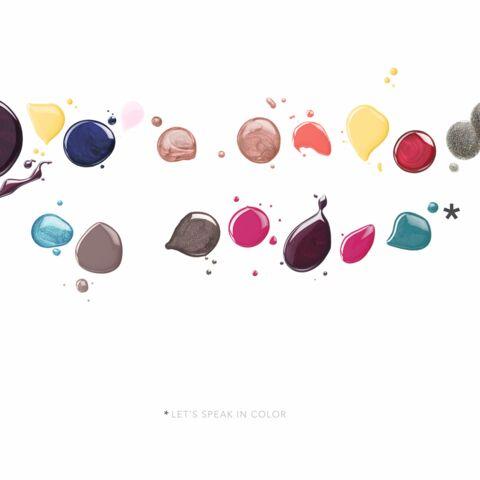 Wanted – L'appli Color chat de O.P.I.