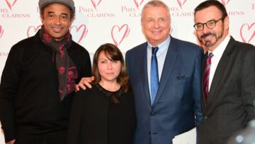 Gala By Night: Muriel Hattab sacrée Femme de Cœur du Prix Clarins 2016 devant Yannick Noah