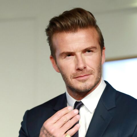 Nouvelle sortie de route pour David Beckham