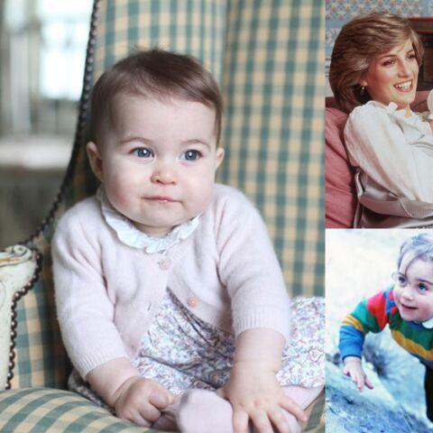 Kate ou William: à qui ressemble baby Charlotte?