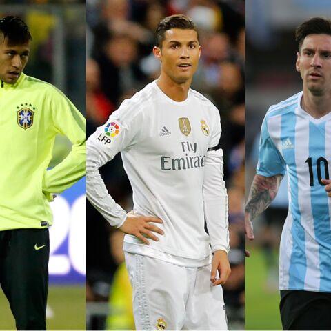 Neymar, Ronaldo, Messi, à qui le Ballon d'or?