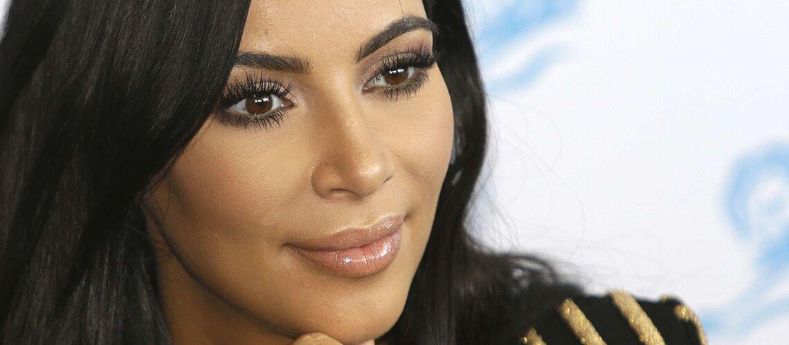 Kim Kardashian bientôt maman: un bébé comme cadeau de Noël