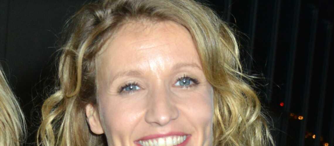 Alexandra Lamy: «je ne suis pas une robe derrière mon mari»