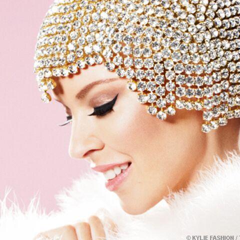 Kylie Minogue, la mode à livre ouvert