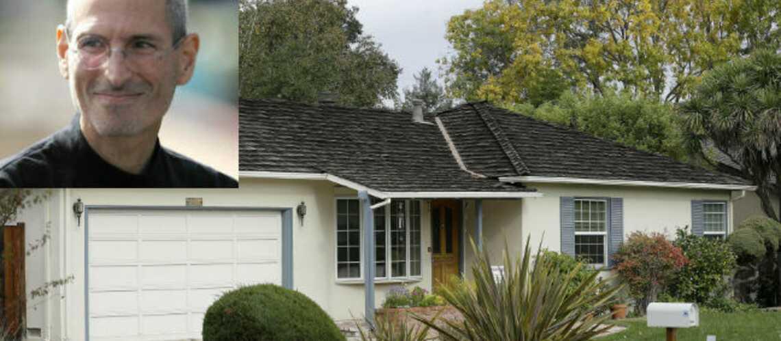 Steve Jobs, sa maison d'enfance entre dans l'Histoire