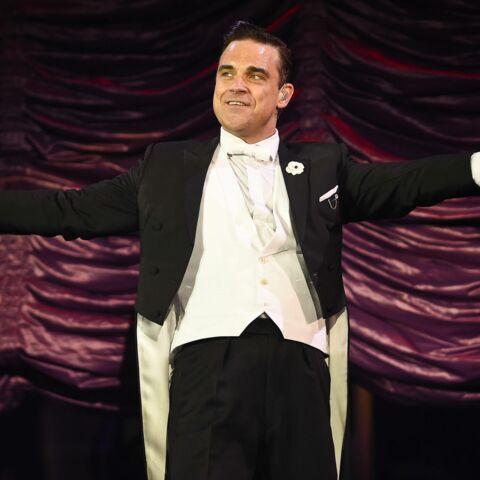 Découvrez comment Robbie Williams a appelé son fils