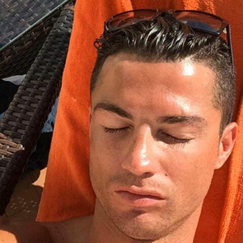 Quand Cristiano Ronaldo se la coule douce à Agadir