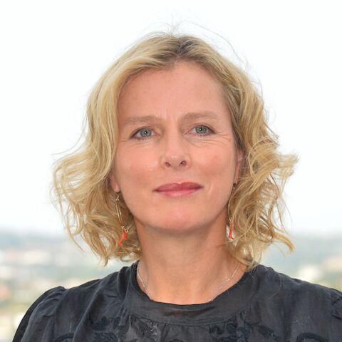Karin Viard célibataire après 25 ans en couple, les rares confidences de l'actrice