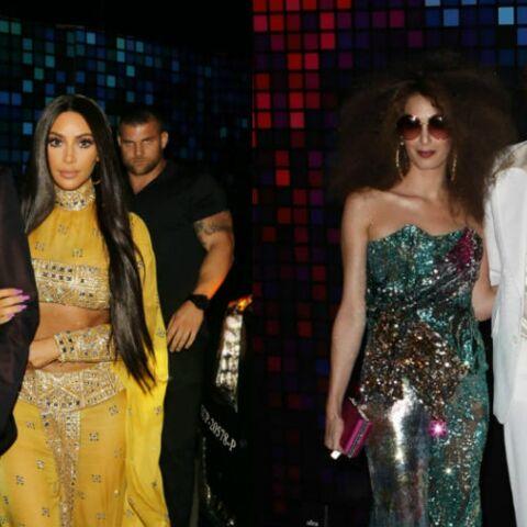 PHOTOS – Cindy Crawford, Amal Clooney, Kim Kardashian, Adele: les meilleurs déguisements de stars pour Halloween