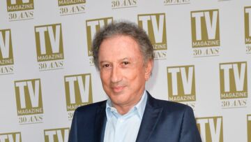 Michel Drucker tâcle Laurent Delahousse sur ses audiences