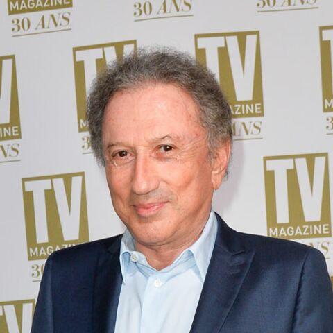 Michel Drucker tâcle Laurent Delahousse sur ses audiences