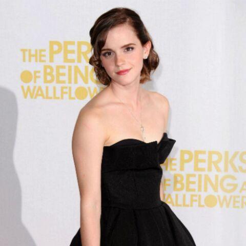 T'as le look … Emma Watson!