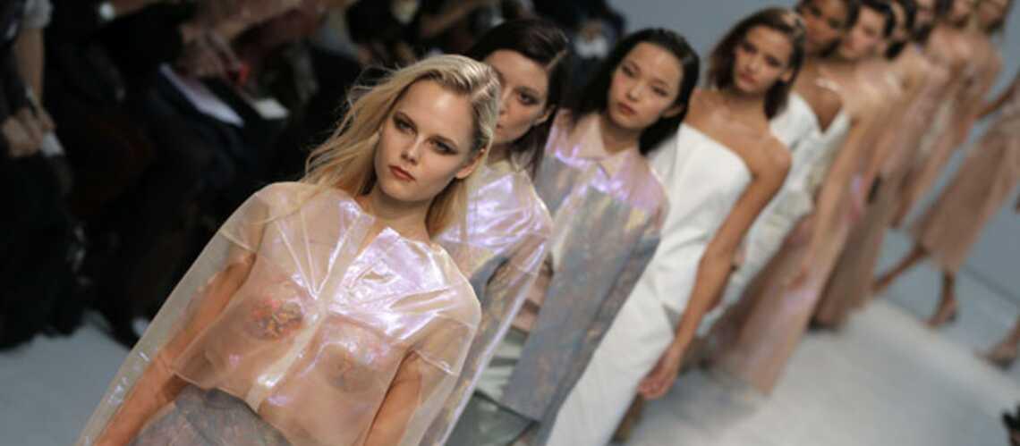 Fashion Week Printemps-Été 2013 – Anne Valérie Hash