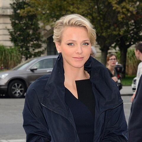 Fashion Week – Charlène de Monaco, fidèle à Akris