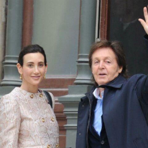 Photos- Les McCartney en famille pour le défilé de Stella