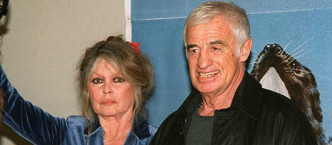 Jean-Paul Belmondo, son «fougueux baiser» à Brigitte Bardot