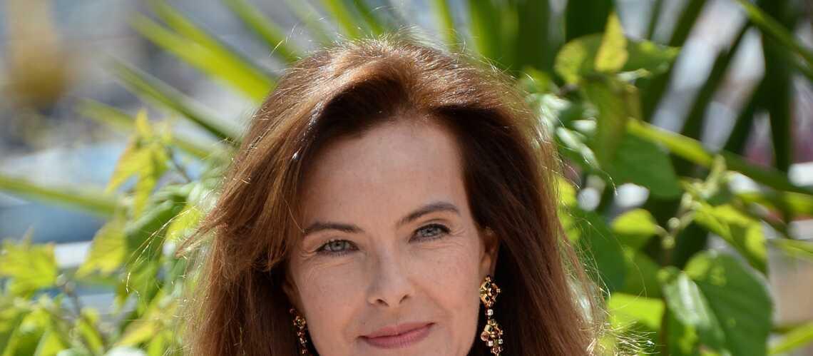 55d9bdcafe78 Pour Carole Bouquet, être première dame est « épouvantable » - Gala