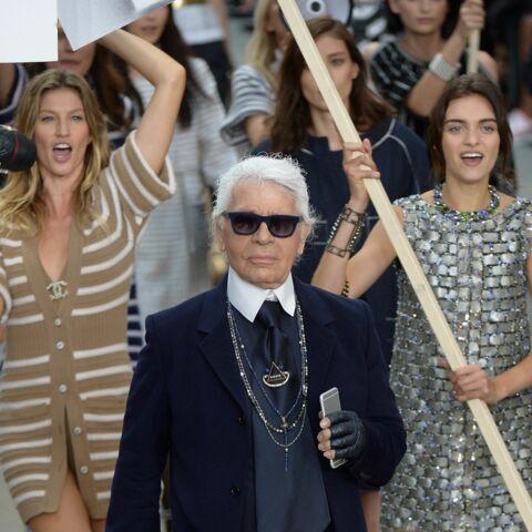 Paris Fashion Week – Chanel fait la mode, pas la guerre