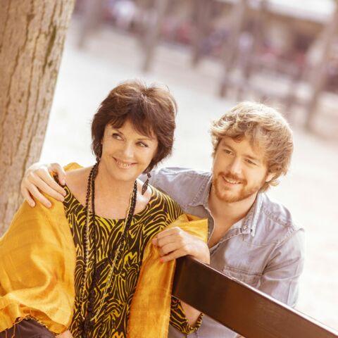 Anny Duperey et Gaël Giraudeau, la comédie dans le sang