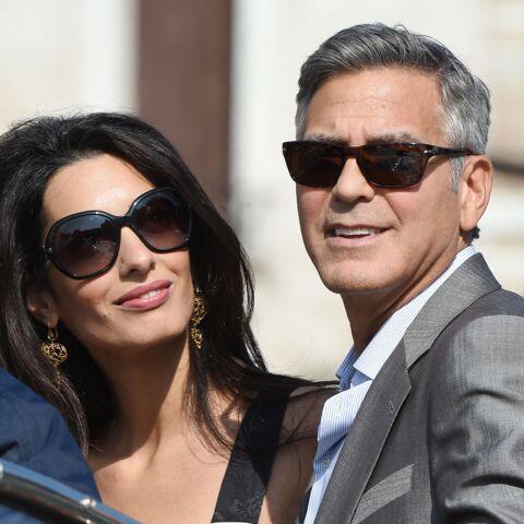 George Clooney et Amal Alamuddin, un mariage à 10 millions d'euros