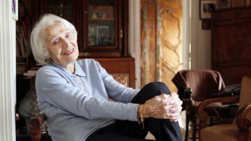 Gisèle Casadesus: «100 ans, c'est passé si vite…»