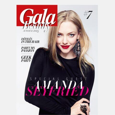 Amanda Seyfried en couverture du Gala Beauty #7