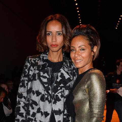 Paris Fashion Week – Jada Pinkett-Smith et Sonia Rolland chez Guy Laroche