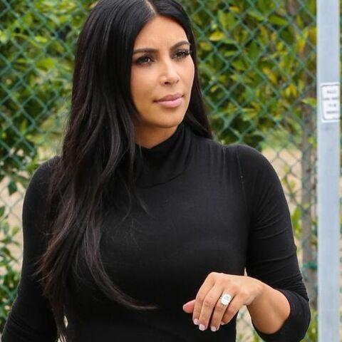 Kim Kardashian, maman pour la deuxième fois