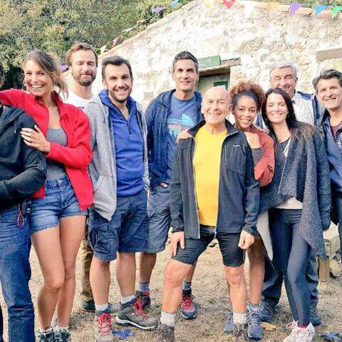 Laury Thilleman bientôt guide de montagne dans Camping Paradis!