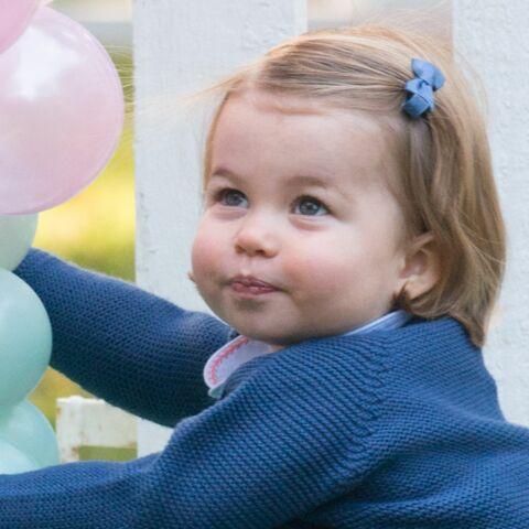 On veut la robe à smocks de Princesse Charlotte