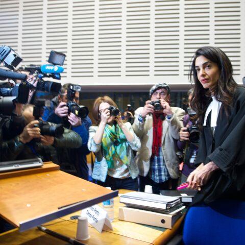 Un client d'Amal Clooney condamné à trois ans de prison