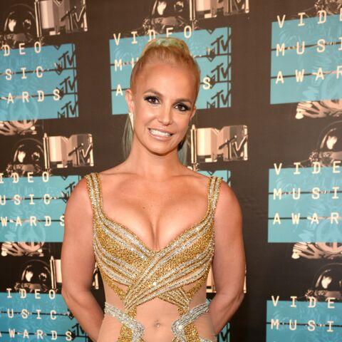 Britney Spears méconnaissable aux MTV VMA