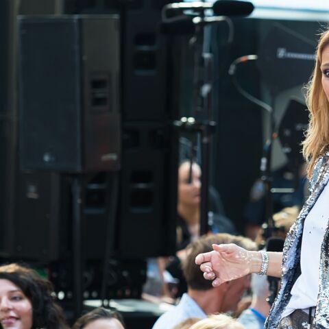 La marionnette de Céline Dion aux Guignols de Canal+