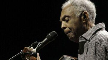 Le musicien Gilberto Gil de nouveau hospitalisé