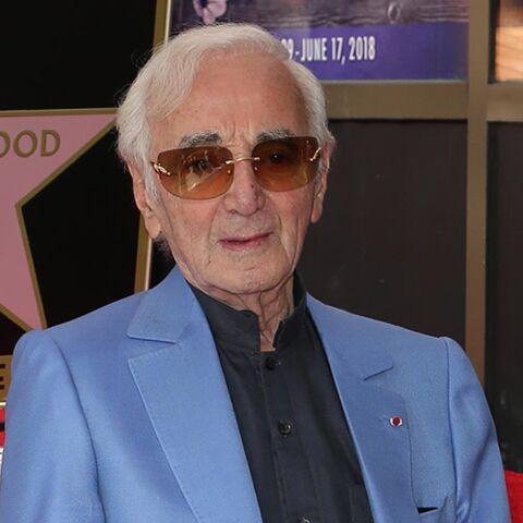 EXCLU – Charles Aznavour: «Je ne veux pas mourir sur scène»