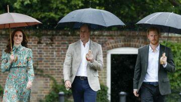 PHOTOS – Kate Middleton très élégante en robe printanière pour rendre hommage à Diana