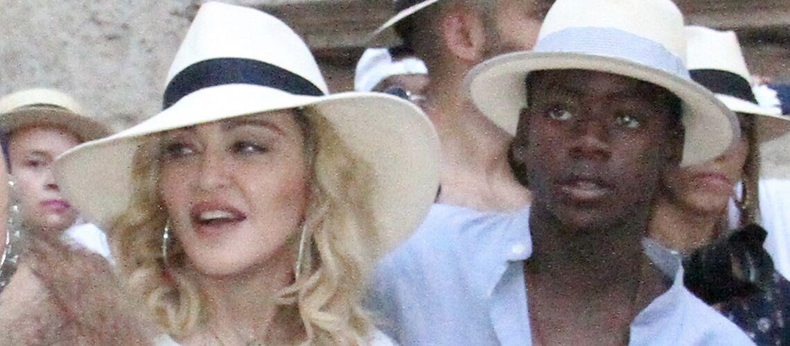 Madonna s'installe à Lisbonne pour être auprès de son fils apprenti footballeur