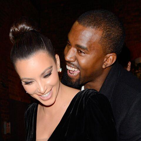 Kim et Kanye West: le prénom de leur fils dévoilé