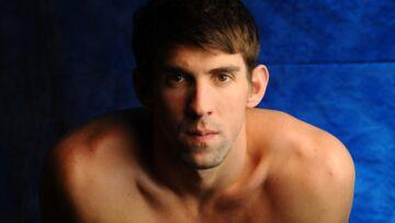 Michael Phelps nage en solo