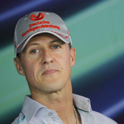 Michael Schumacher: «légère amélioration» de son état