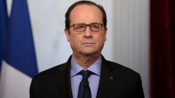 François Hollande: au bureau pour le réveillon
