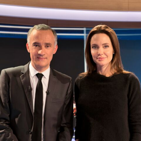 Angelina Jolie, future invitée du JT de TF1
