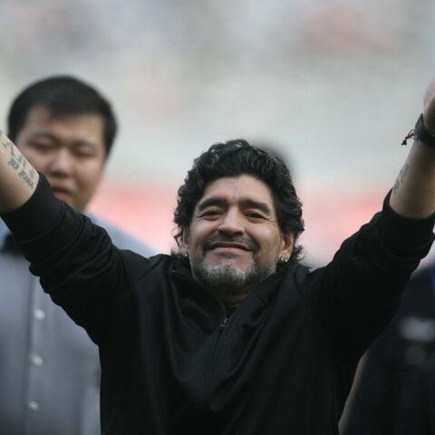 Maradona, un hommage très spécial à sa femme