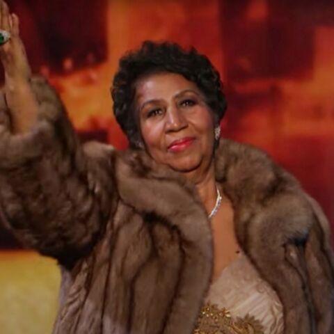 Video – La voix d'Aretha Franklin, les larmes de Barack Obama